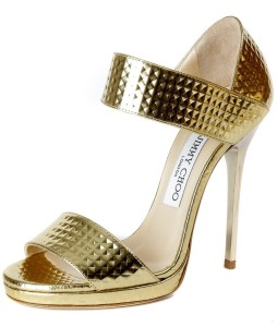 Jimmy Choo Jimmy Choo Women's Open Toe Stilettos