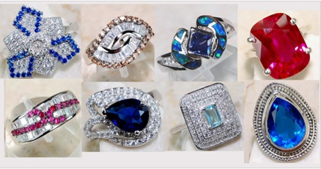 Gorgeous Gem Ring Designs