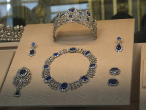 The Sapphires of Empress Eugenie