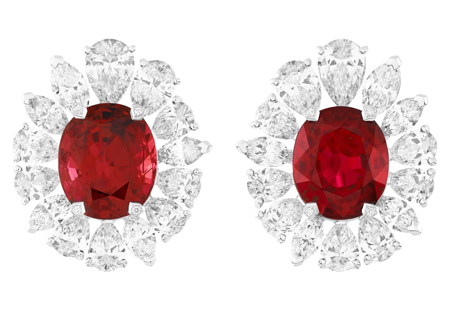 Van-Cleef-Arpels-vermillon-ruby-diamond-earrings