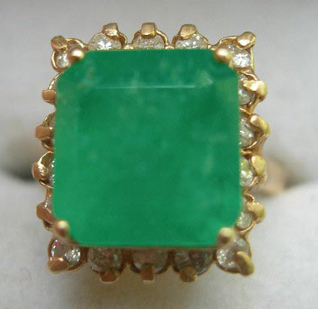 Fabulous North Carolina Emeralds in Classic Jewelry