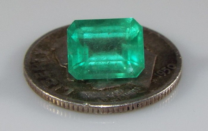 1.80 Ct North Carolina Emerald