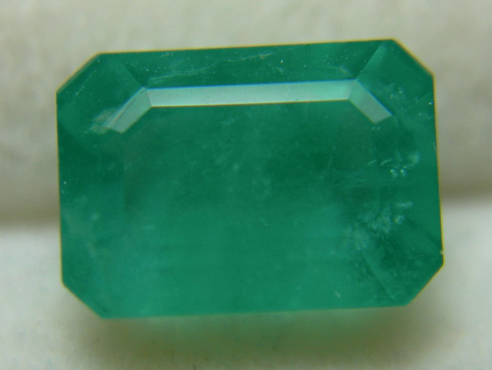 Gorgeous North Carolina Mined Emerald