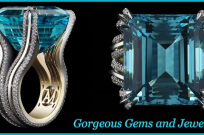 Gorgeous Gems and Jewelry