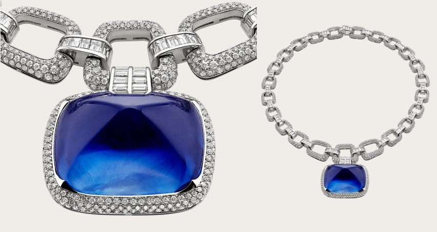 Necklace Festa by Bulgari