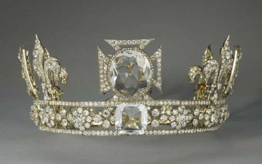 The Crown of Queen Mary