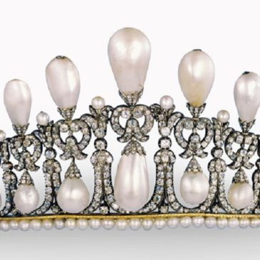 Pomp and circumstance: The Cambridge Lover's Knot tiara